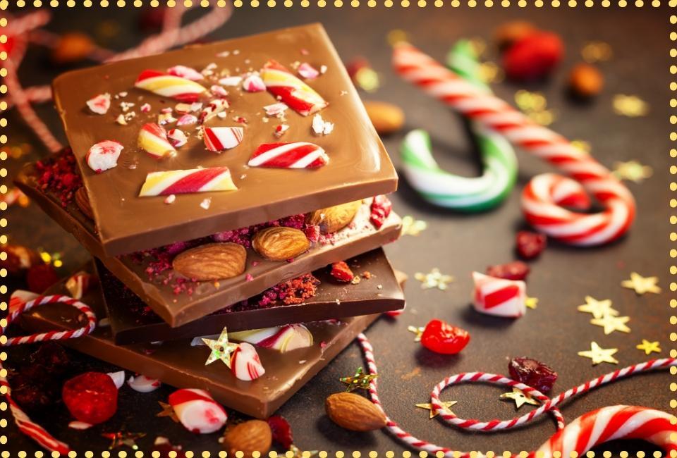 Słodycze bożonaodzeniowe