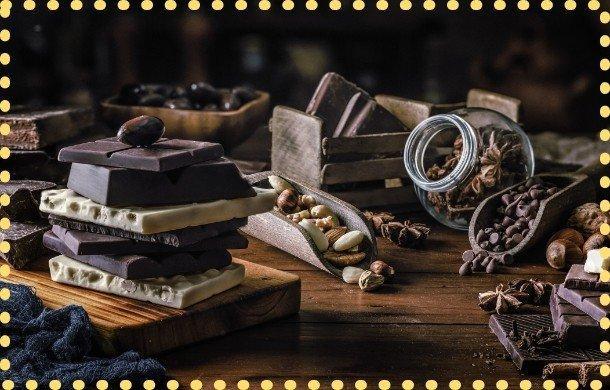 Czekolada iskładniki czekolady